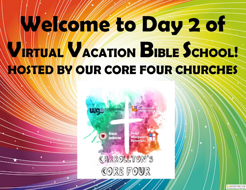 Virtual VBS 2020 - Day 2